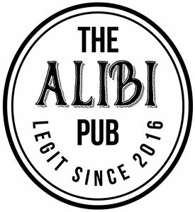 The Alibi Pub is now Hiring Line Cooks and Bartenders