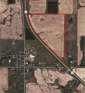 60 acres perfect for Industrial business 15 min NW of Edmonton