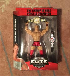 John Cena ToysRus Exclusive Elite Flashback Series WWE Figure