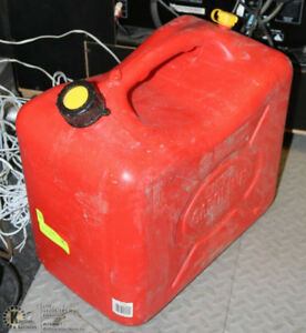 Used 5 gallon jerry cans