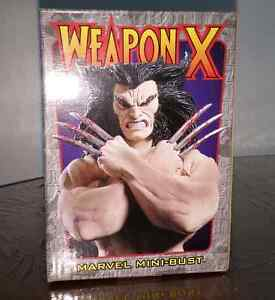 Marvel Bowen Design Weapon X mini bust
