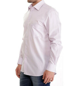 TRADITIONAL FIT SOLID MEN'S SHIRTS (CUSTOM MADE)