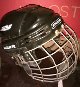 Casque hockey patin