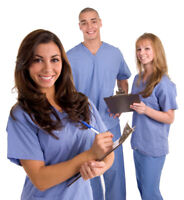 SHOW YOUR CARING SIDE BY BECOMING A CERTIFIED HEALTH CARE AIDE!