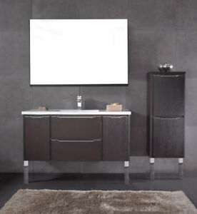 Bathroom Cabinet / Vanity NEW Set. Base + Top ! CLEARANCE SALE