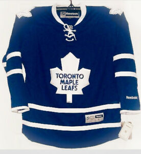 NHL Reebok Brand new with tags Toronto Maple Leafs jersey
