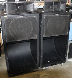JBL 4530 loaded with 2225 JBL 400 watts drivers Gatineau Ottawa / Gatineau Area image 2