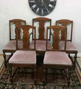 Antique Dining Room Chairs from $89/Set * Delivery Available *