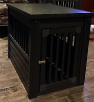 New Age ECOFLEX End Table/Pet Kennel Crate