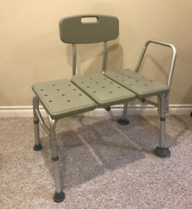 Drive Medical 3 Piece Transfer Bench
