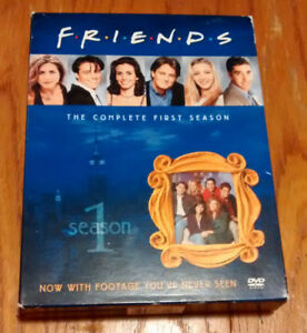FRIENDS Season 1 DVD Box Set
