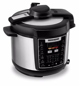 Electric Pressure Cooker REDMOND RMC-M110E - BRAND NEW - RRP £153 - May Deliver