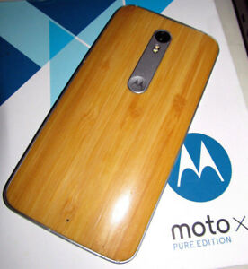 "Moto X Pure 5.7"" 21mp Bamboo 3000mAh"