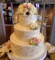 Wedding cakes - Caribbean style