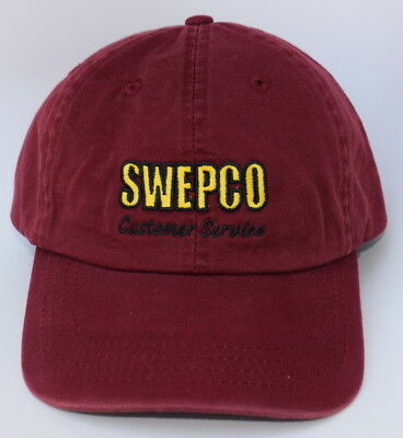 SWEPCO Customer Service SOUTHWESTERN ELECTRIC POWER CO. OSFA Baseball Cap Hat