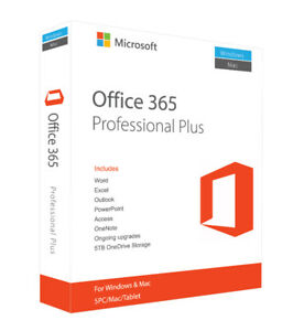 Authentique Microsoft Office 365  - Perpétuel  Licence