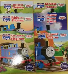 Story reader Thomas the Train books