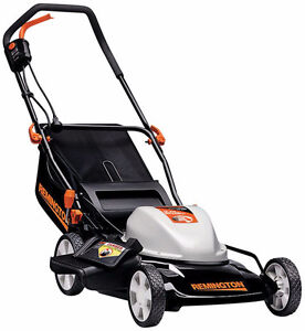 Remington 3in1 Corded Electric Mower, New