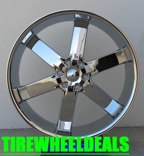 U2 55 26 Inch Wheels Rims & Tires Fit  6 X 139 Escalalde, Avalanche, Tahoe
