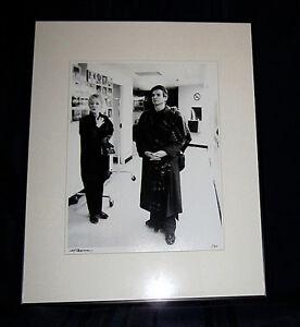 Rudolf Nureyev & Celia Franca / Photo de/from JEAN-MARC CARISSE Gatineau Ottawa / Gatineau Area image 1