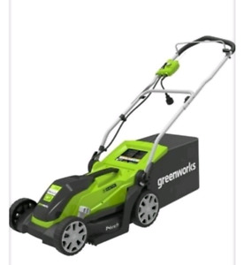 Greenworks Lawnmower