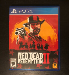 [$50/Trade for Switch/PS4 games] Red Dead Redemption 2