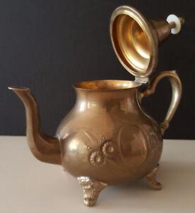Théière Antique /  Handmade Premium Brass Teapot
