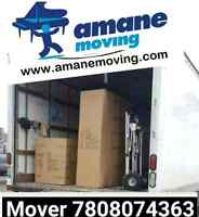 MOVING and Junk Removal Bins.7808074363  Movers of  Edmonton can
