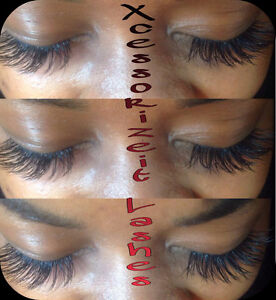 Temporary or Permanent Mink Eyelash Extensions West Island West Island Greater Montréal image 1
