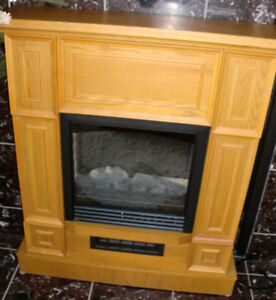 Home decor, Electric fireplace / Heater