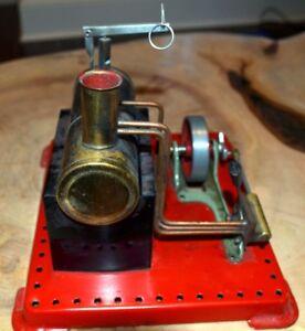 Working Mamod SE Horizontal, Live Steam Engine Toy