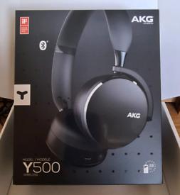 Samsung AKG Y500 wireless headphones