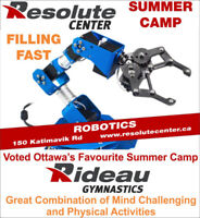 Voted Ottawa's Favourite Summer Camps 2019