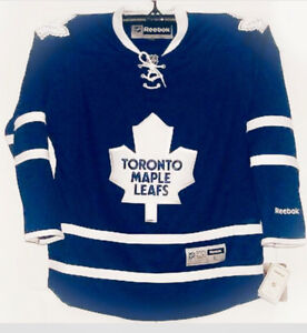 Brand new with tags Toronto Maple Leafs hockey jersey