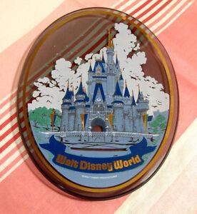 Assiette vintage ovale Walt Disney Wold
