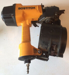 BOSTITICH COIL FRAMING NAILER MODEL N80CB-1 $150.00