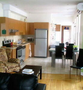 SUBLET [4 Bedrooms] Apartment on the Plateau (May1st-Aug.1st)