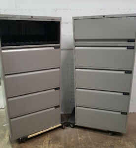 Filling cabinets, Verticals/Laterals/Small pedestals from $49 up