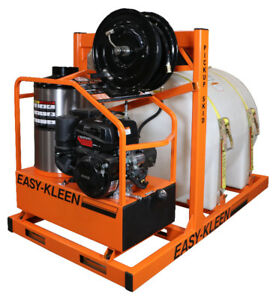 Easy-Kleen Portable Pickup Skid
