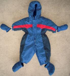 Winter Snow Suit, 12 months