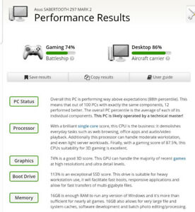 GAMING COMPUTER, TOP GAMES, HIGH SETTINGS, 16 GIG RAM, SSD, 750W
