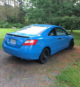 2007 Honda Civic Coupe NEW MVI