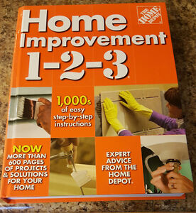 Home Improvement 1-2-3 Book with DVD