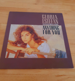 Gloria Estefan And Miami Sound Machine Anything For You Original Vinyl