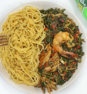 Pre-order for all kinds of African dishes.