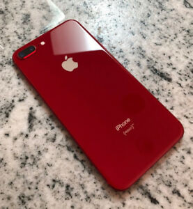 iPhone 8 PLUS (Special RED Edition) 256gb UNLOCKED
