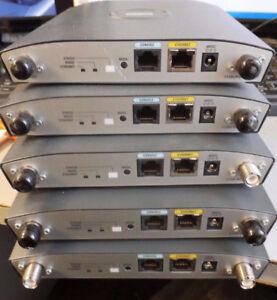 Lot of 5 Cisco Aironet AIR-AP124AG-A-K9 -