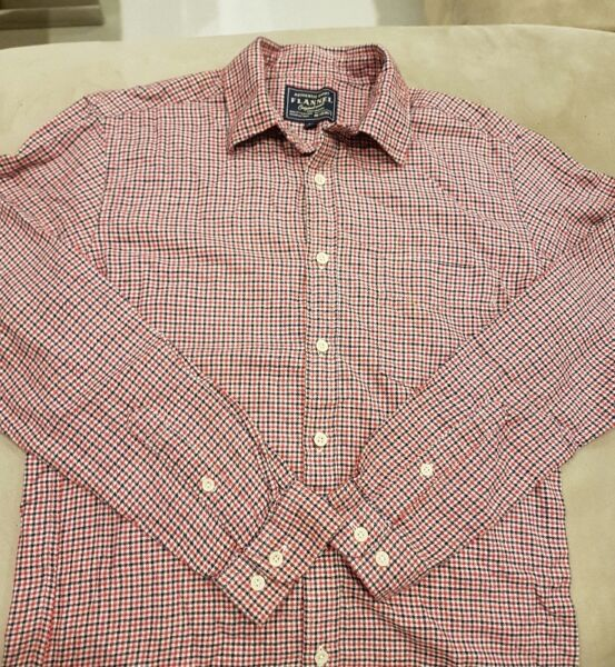 M size flannel