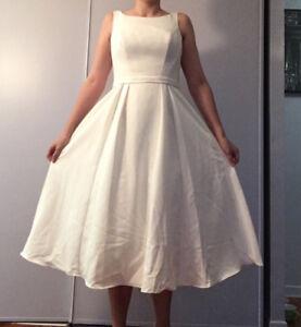 Wedding dress - new and never worn!