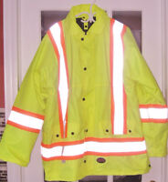 PIONEER HIGH VISIBILITY COAT